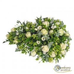 Witte rouwdruppel